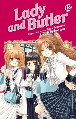 Couverture de Lady and Butler, tome 12