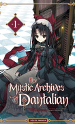The Mystic Archives of Dantalian, tome 1