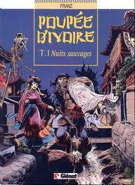 Couverture du livre : Poupée d'ivoire