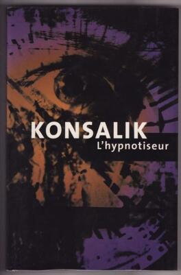 Couverture du livre : L'hypnotiseur