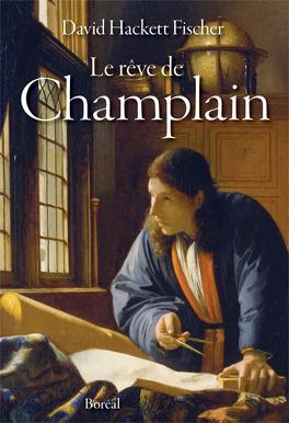 Couverture du livre : Le rêve de Champlain