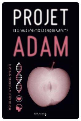 Couverture du livre : Projet Adam