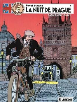 Couverture du livre : Victor Sackville, tome 7 : Pavel Strana, Partie une : La nuit de Prague