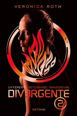 Couverture de Divergente, Tome 2 : L'Insurrection