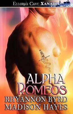 Couverture du livre : Magick Men, Tome 3 : Alpha Romeos