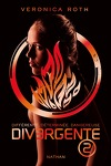 couverture Divergente, Tome 2 : L'Insurrection