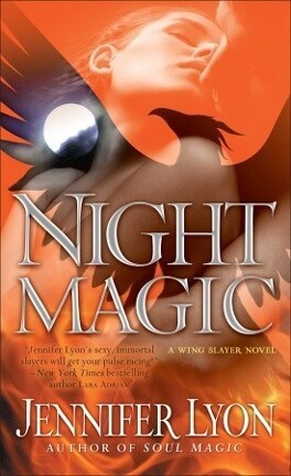 Couverture du livre : Wing Slayer Hunters, Tome 3 : Night Magic
