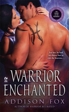 Couverture du livre : Sons of the Zodiac, Tome 4 : Warrior Enchanted