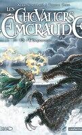 Les Chevaliers d'Emeraude, Tome 3 : L'Imposteur (BD)