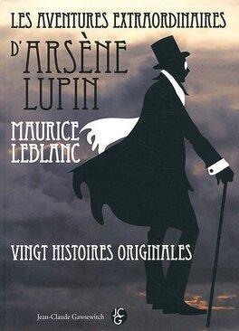 Couverture du livre : Les aventures extraordinaires d'Arsène Lupin