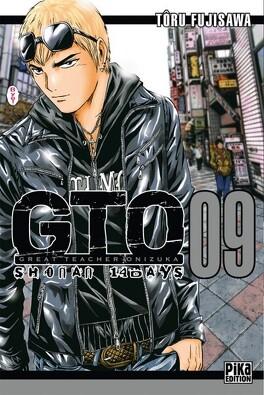 Couverture du livre : GTO - Shonan 14 days, tome 9