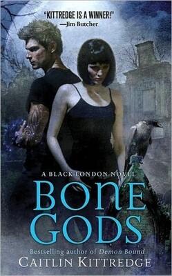 Couverture de Les Ténèbres de Londres, tome 3 : Bone Gods