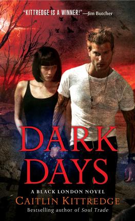 Couverture du livre : Les Ténèbres de Londres, tome 6 : Dark Days
