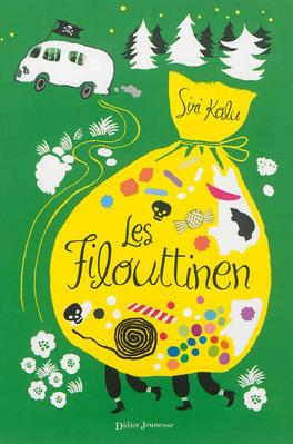 Couverture du livre : Les Filouttinen