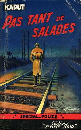 Couverture du livre : Pas tant de salade