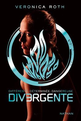 Couverture du livre : Divergente, Tome 1