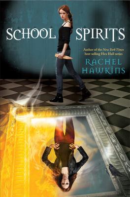 Couverture du livre : School Spirits, Tome 1