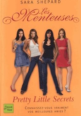 Couverture du livre : Les Menteuses, Tome 4.5 : Pretty Little Secrets