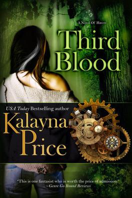 Couverture du livre : Haven, Tome 3 : Third Blood