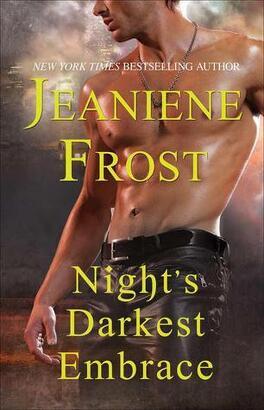 Couverture du livre : Night's Darkest Embrace