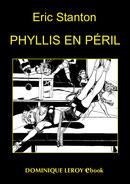 Couverture du livre : phyllis en péril