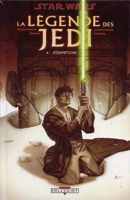Couverture du livre : star wars - la légende des jedi, Tome 6 - Rédemption