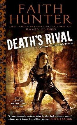 Couverture du livre : Jane Yellowrock, Tome 5 : Death's Rival