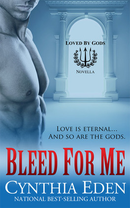 Couverture du livre : Loved by Gods, Tome 1 : Bleed for Me