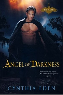 Couverture du livre : The Fallen, Tome 1 : Angel of Darkness