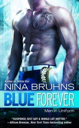 Couverture du livre : Men In Uniform, Tome 3 : Blue Forever