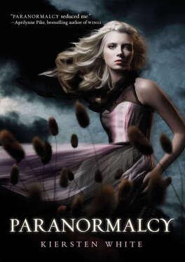 Couverture du livre : Paranormalcy