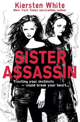 Couverture du livre : Sister Assassin (Mind Games #1)