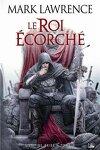 couverture L'Empire Brisé, Tome 2 : Le Roi Ecorché
