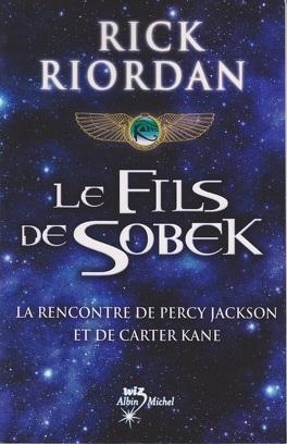 Couverture du livre : Le fils de Sobek