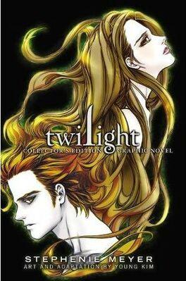 Couverture du livre : Twilight - Roman graphique (Édition collector)