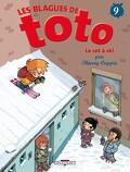 Les blagues de Toto, tome 9 : Le sot à ski