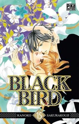 Couverture du livre : Black Bird, Tome 15