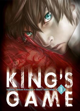 Couverture du livre : King's Game, Tome 1