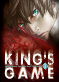 King's Game, Tome 1