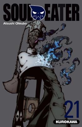 Couverture du livre : Soul Eater, tome 21