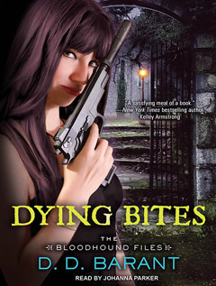 Couverture du livre : The Bloodhound Files, Tome 1 : Dying Bites