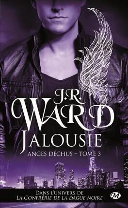 Couverture du livre : Anges déchus, Tome 3 : Jalousie