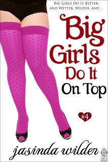 Couverture du livre : Big Girls Do, Tome 4 : Big Girls Do It On Top