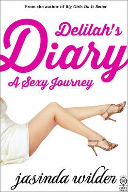 Couverture du livre : Delilah's Diary, Tome 1 : A Sexy Journey