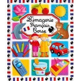 Couverture du livre : L'imagerie Français-Corse
