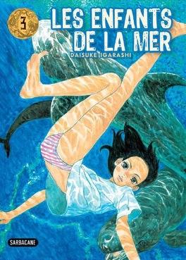 Couverture du livre : Les Enfants de la Mer, Tome 3