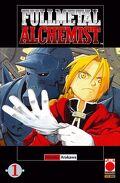 Fullmetal Alchemist, Tome 1