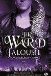 couverture Anges déchus, Tome 3 : Jalousie