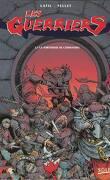 Les Guerriers, Tome 1 : La forteresse de Cormandel