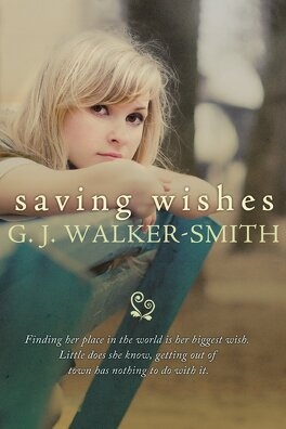Couverture du livre : The Wishes, Tome 1 : Saving wishes